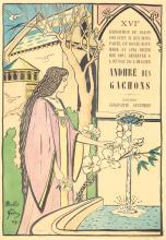 Andhré des Gachons / XVI Exposition de Salon des Cent. 1895