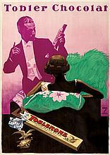 Toblerone. ca. 1925
