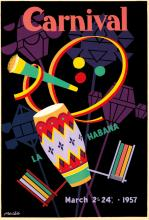 Carnival / La Habana. 1957