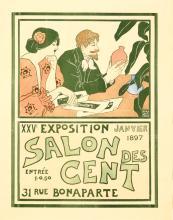 Salon des Cent. 1896