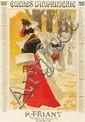 Friant / Encres d'Imprimerie. 1906