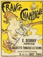 France-Champagne. 1891