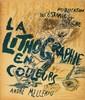 La Lithographie en Couleurs. 1898