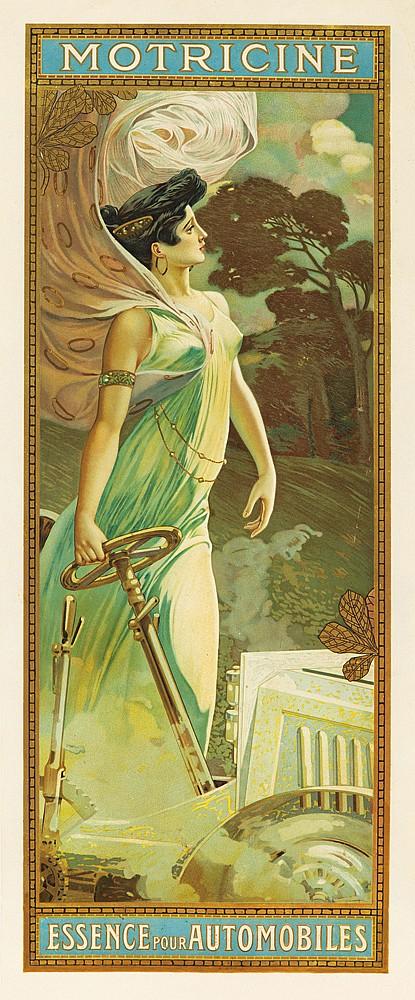 Motricine. ca. 1900