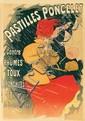 Pastilles Poncelet. 1896