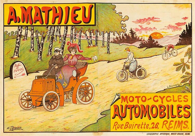 A. Mathieu. 1898