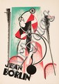 Jean Borlin / Cercle Eternel. 1929