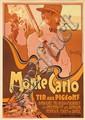 Monte Carlo / Tir aux Pigeons. 1900