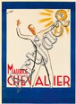 Maurice Chevalier. 1941