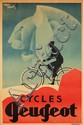 Cycles Peugeot. 1931