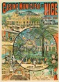 Casino Municipal de Nice. 1887