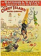 Barnum & Bailey / Coney Island. 1898