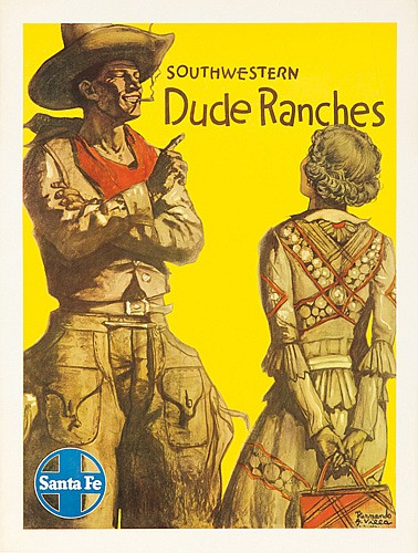 Sante Fe / Dude Ranches. ca. 1949