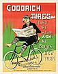 Goodrich Tires / Mr. Barnes. ca. 1895