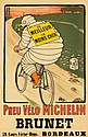 Michelin / Brunet.  1913