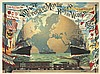 Voyage Autour du Monde / Round the World. 1891