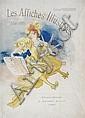 Original 1890s Jules Cheret Affiches Illustrees Print