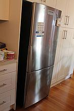 Westinghouse Stainless Steel Fridge Freezer