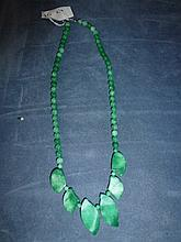 Lovely Chinese Jade Necklace
