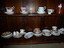 large Quantity Of Royal Albert ware Including Cup,