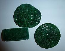 Chinese Jade Carvings