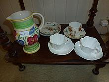 Quantity Of China Including Royal Doulton, Shelley