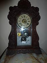 Victorian Ansonia Mantle Clock