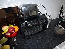 Little Eletric Cooker & Toaster