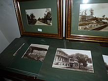 Three Photos Including Burns Road 1900s Wahroonga