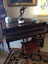 Thalberg Baby Grand Piano And Stool
