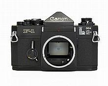 Canon F-1 Camera Body Lake Placid 004 Olympics