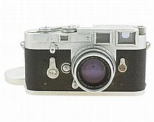 Leica M3 with Summicron 2/50 mm, 1955