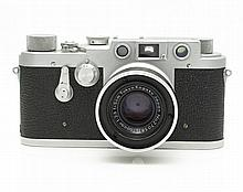 Leotax Camera with Lens Topcor 2.8/50 mm