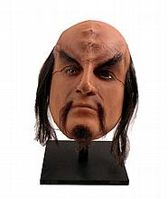 Star Trek III Klingon Prosthetic Make-Up