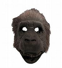 Mom Can I Keep Her Screen Used Gorilla Make-Up Head