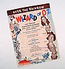 Wizard of Oz Original 1939 Over The Rainbow Sheet Music