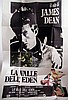 East Of Eden Original Italian Two-Sheet Poster