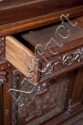 Late 19th Century Carved Walnut Sideboard
