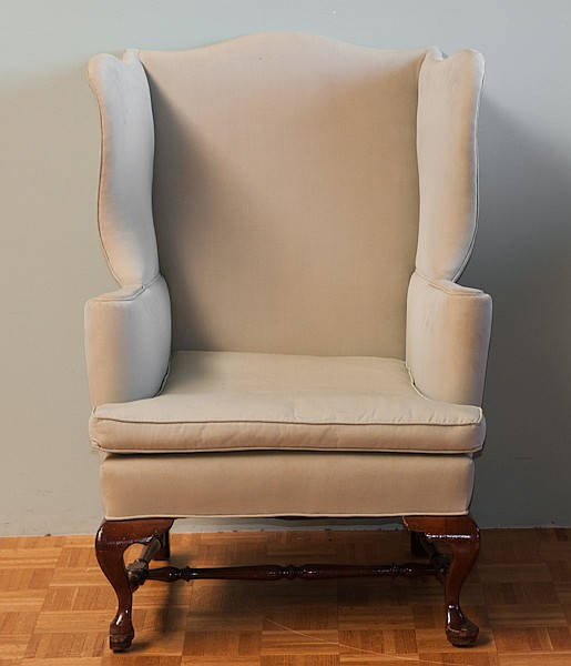 Wing Chair, 43