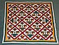 North Carolina Lily Quilt, 1860 - 1870's