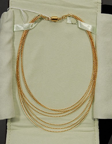 Ross and Simons 14 Kt. Gold Necklace