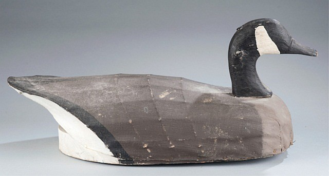 Canvas on Frame Goose Decoy