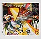 Wassily Kandinsky, 25A, Lithograph