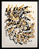 Arman, Yang and Bang, Serigraph,  Arman, $300