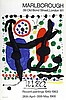 Joan Miro, Recent Paintings 1945-1963 Exhibition, Lithograph Poster