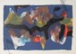Edo Murtic, Postojanost, Lithograph