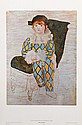 Pablo Picasso, The Artists Son Paul as a Harlequin, Poster