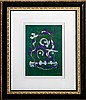 Joan Miro, The Illiterate, Offset Lithograph