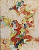 Paul Bloodgood, Little W, Oil Painting