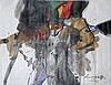 Doo Shik Lee, Abstract Oil Painting